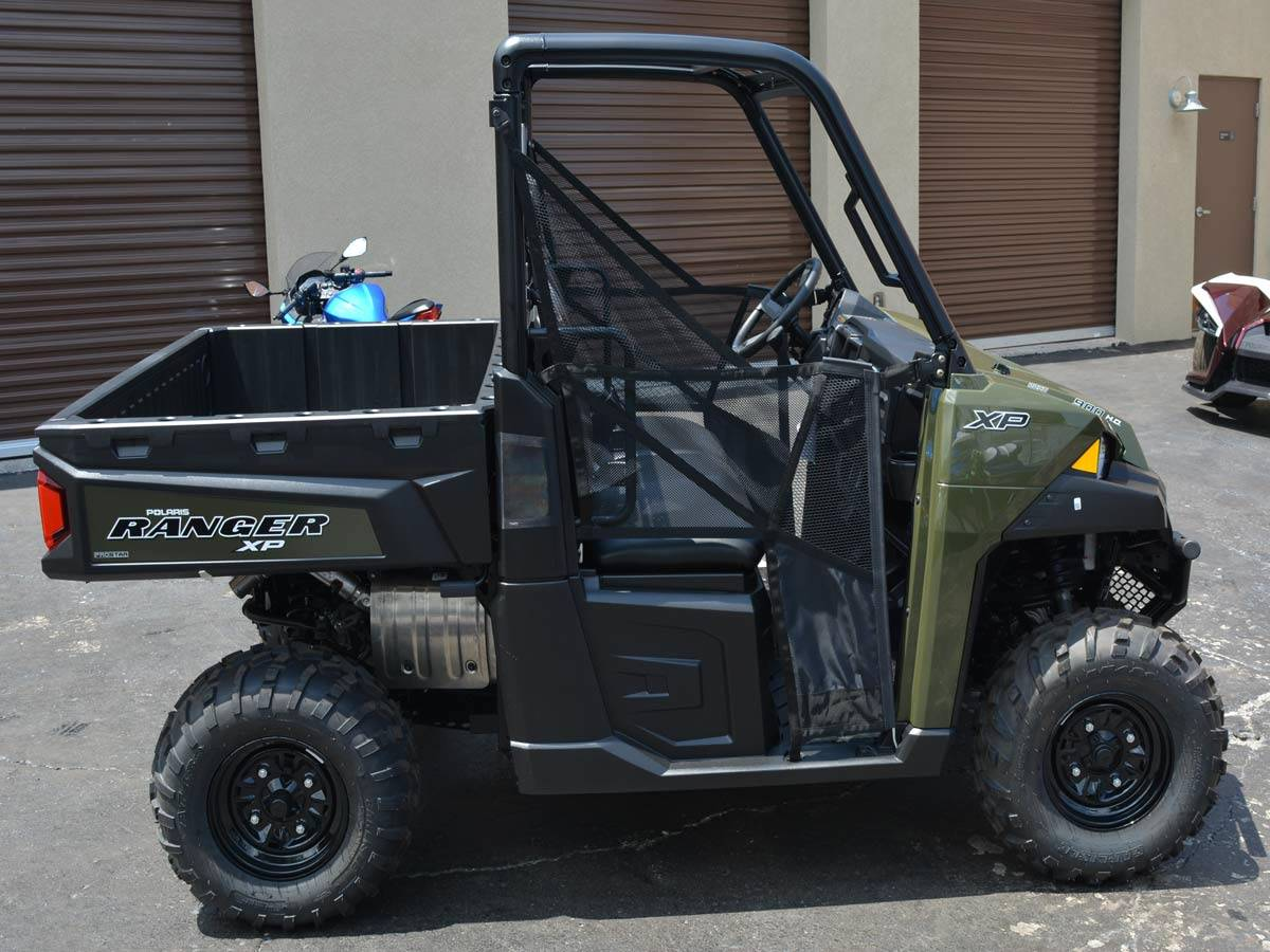 2019 Polaris Ranger XP 900 EPS in Clearwater, Florida - Photo 1