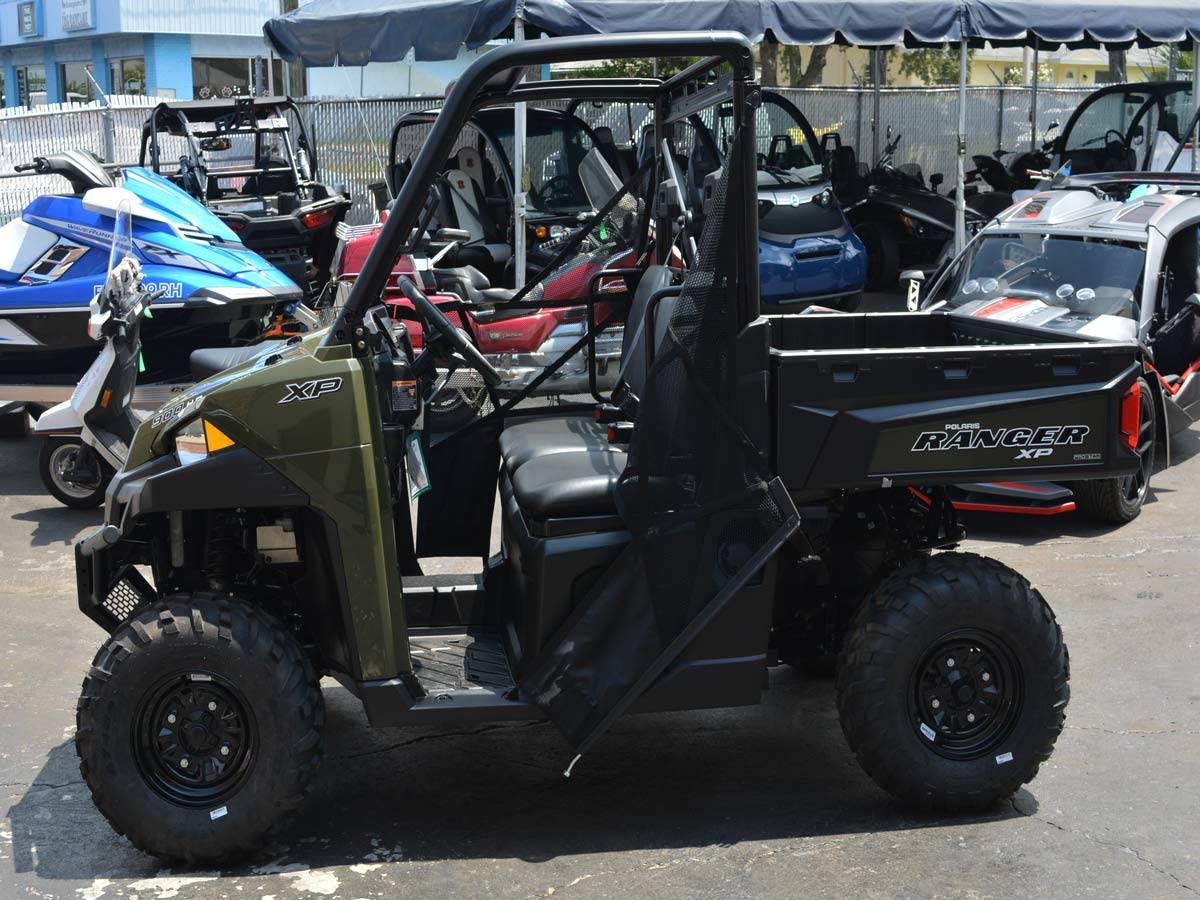2019 Polaris Ranger XP 900 EPS in Clearwater, Florida - Photo 2