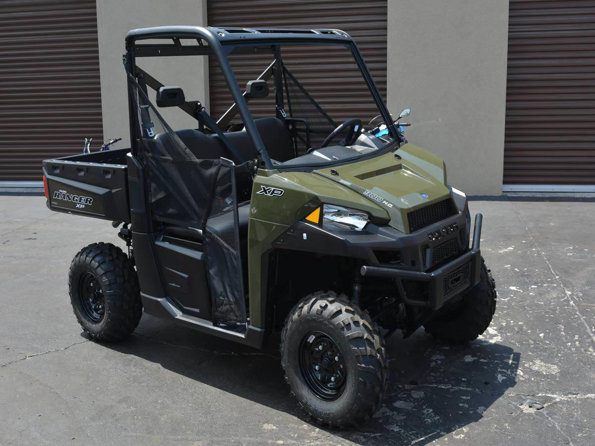 2019 Polaris Ranger XP 900 EPS in Clearwater, Florida - Photo 8