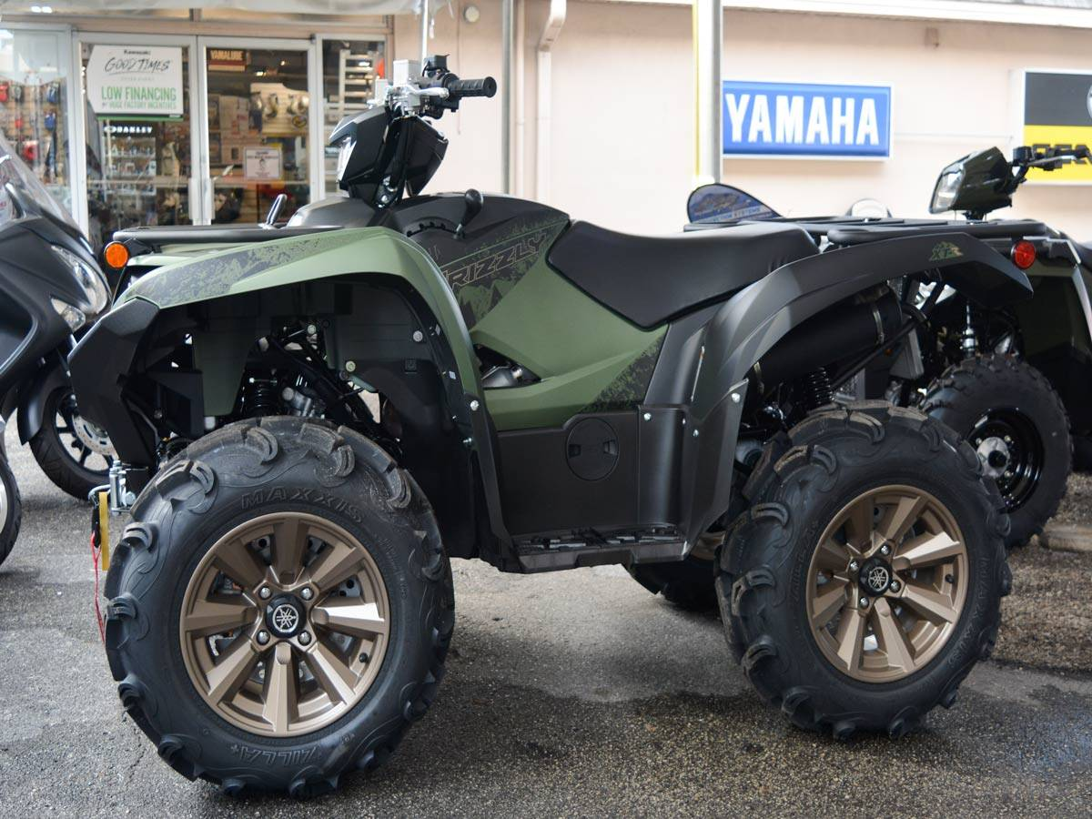 2021 Yamaha Grizzly EPS XT-R in Clearwater, Florida - Photo 6