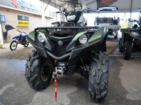 2021 Yamaha Grizzly EPS XT-R in Clearwater, Florida - Photo 8