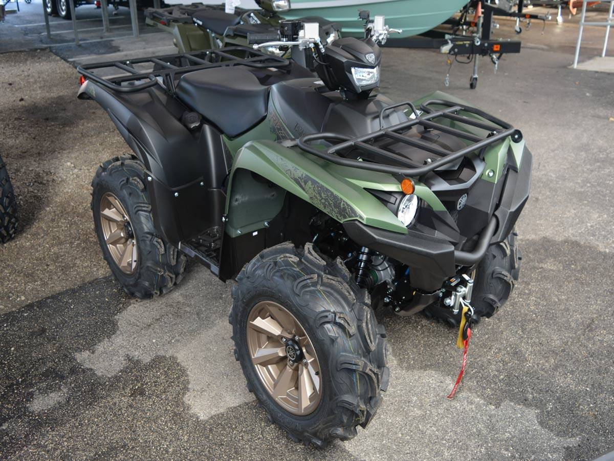2021 Yamaha Grizzly EPS XT-R in Clearwater, Florida - Photo 9