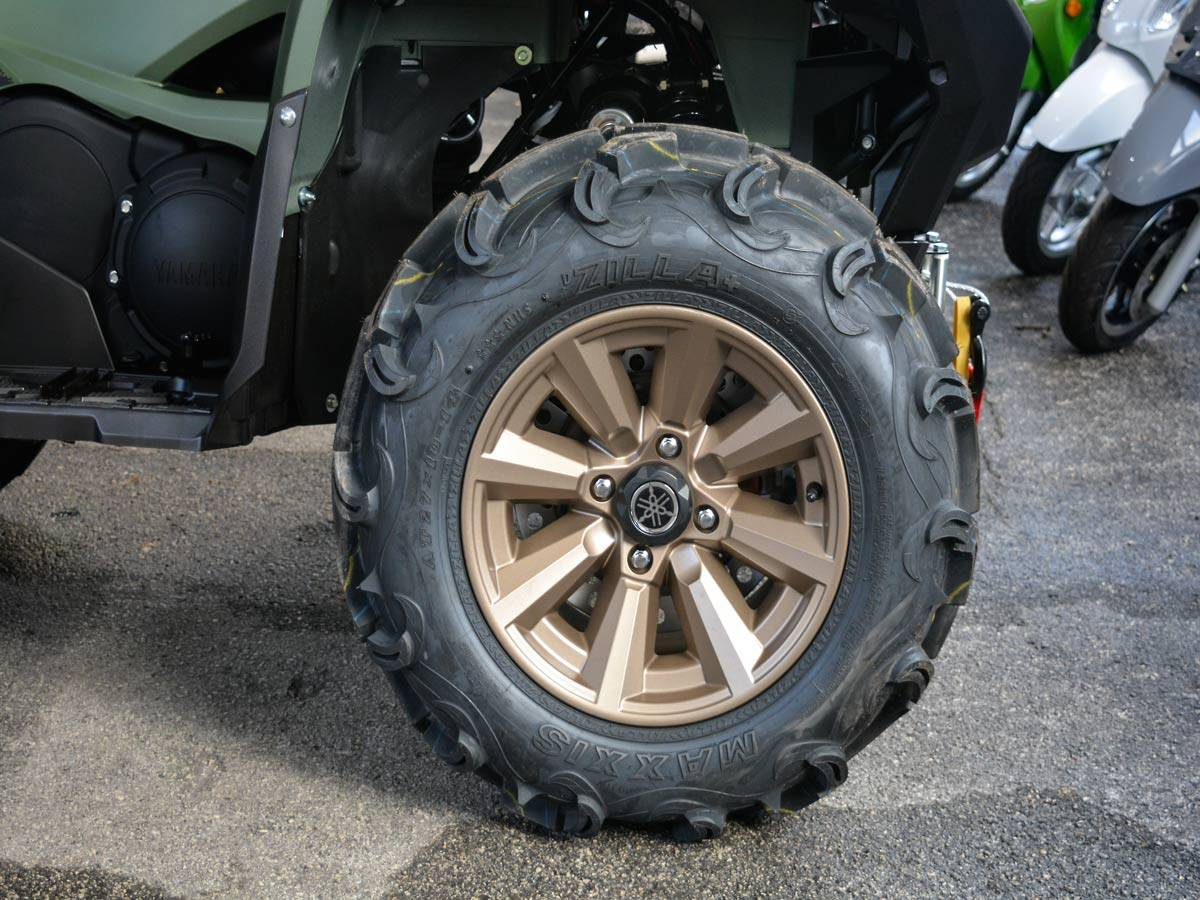 2021 Yamaha Grizzly EPS XT-R in Clearwater, Florida - Photo 10