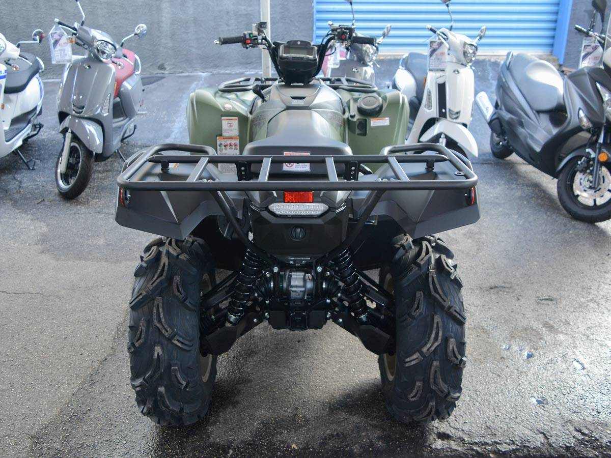 2021 Yamaha Grizzly EPS XT-R in Clearwater, Florida - Photo 12