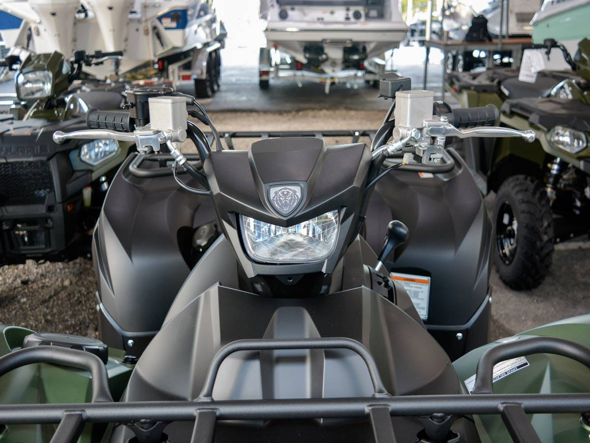 2021 Yamaha Grizzly EPS XT-R in Clearwater, Florida - Photo 16