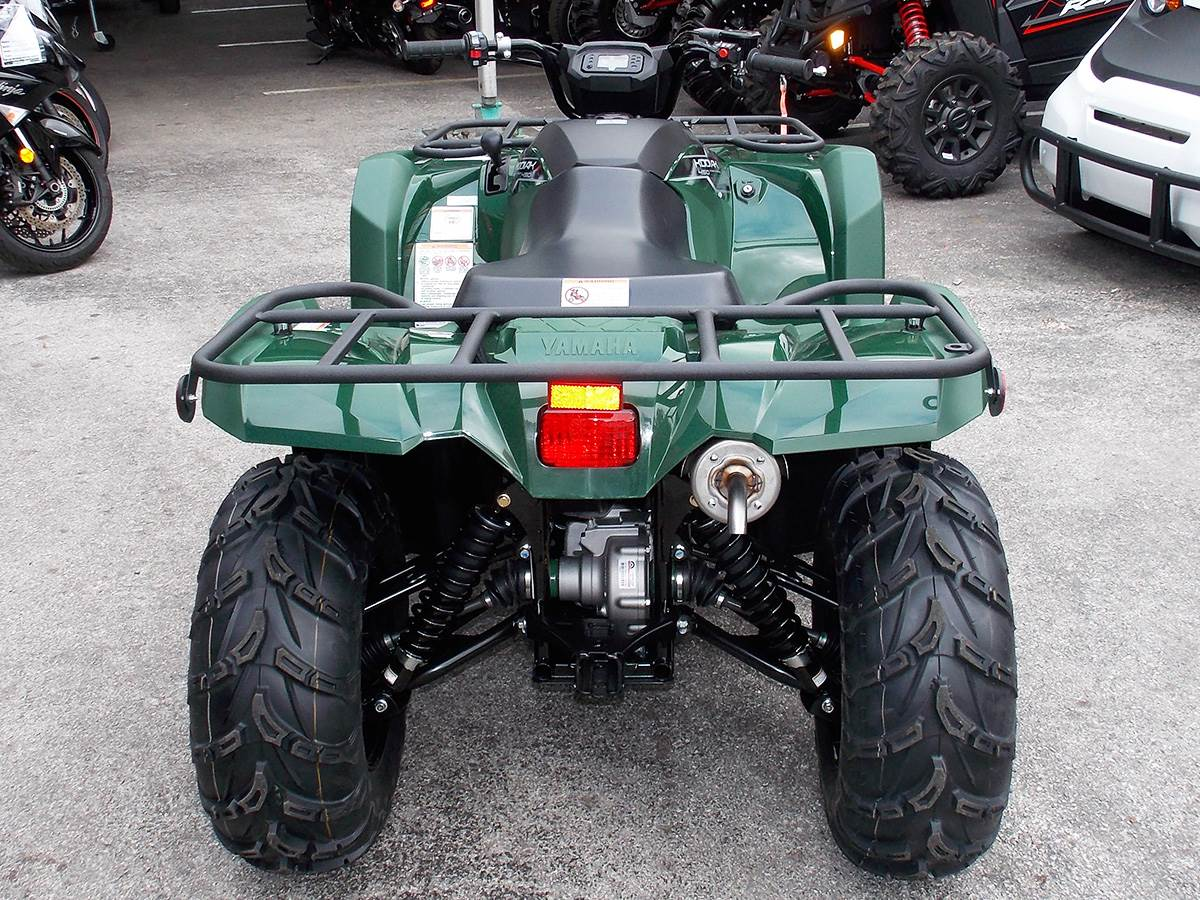 2019 Yamaha Kodiak 450 in Clearwater, Florida - Photo 10