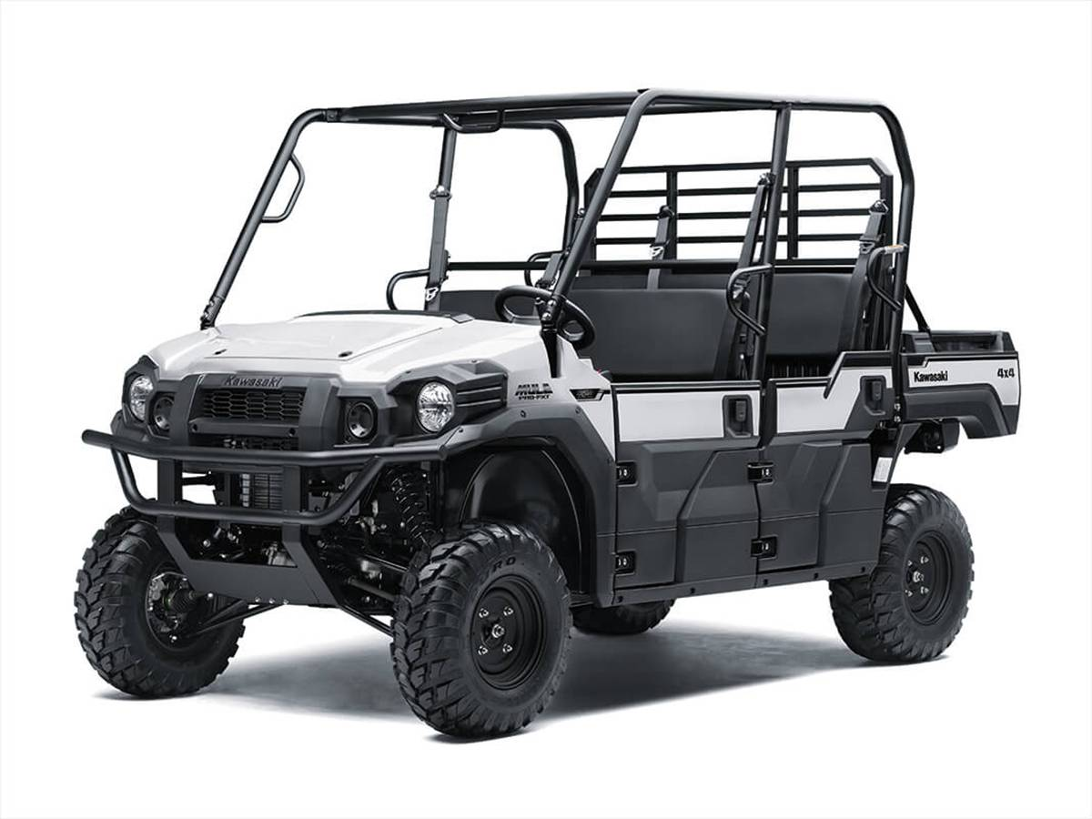 2021 Kawasaki Mule PRO-FXT EPS in Clearwater, Florida - Photo 7