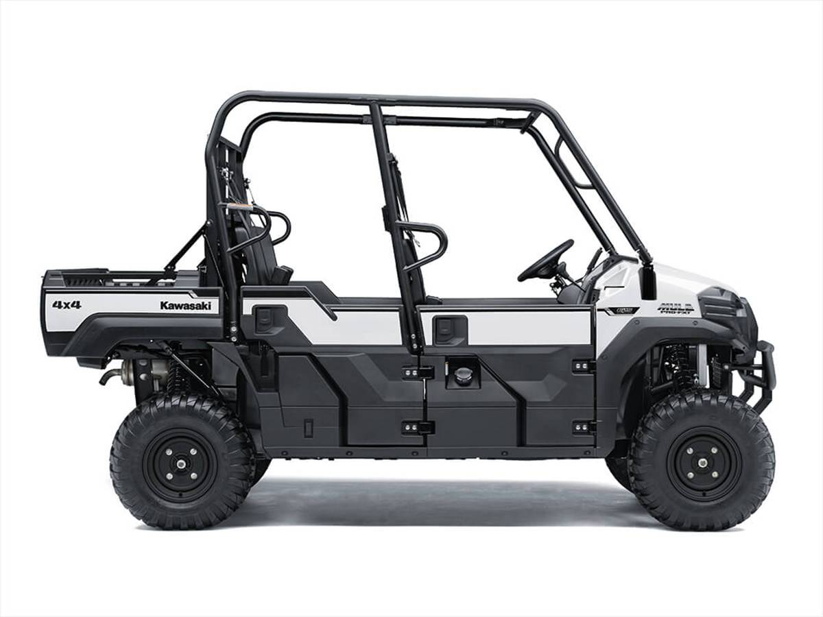 2021 Kawasaki Mule PRO-FXT EPS in Clearwater, Florida - Photo 5
