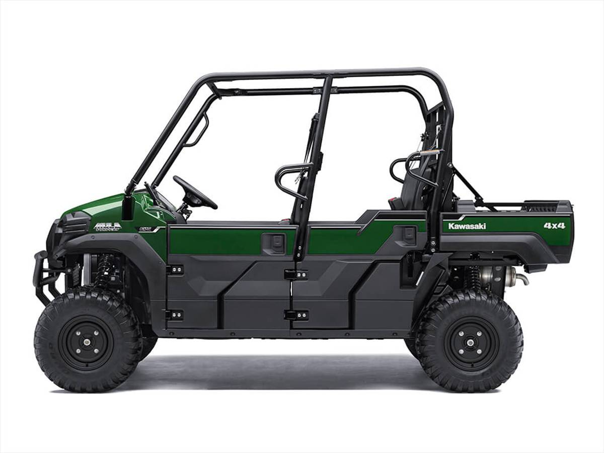 2021 Kawasaki Mule PRO-FXT EPS in Clearwater, Florida - Photo 2
