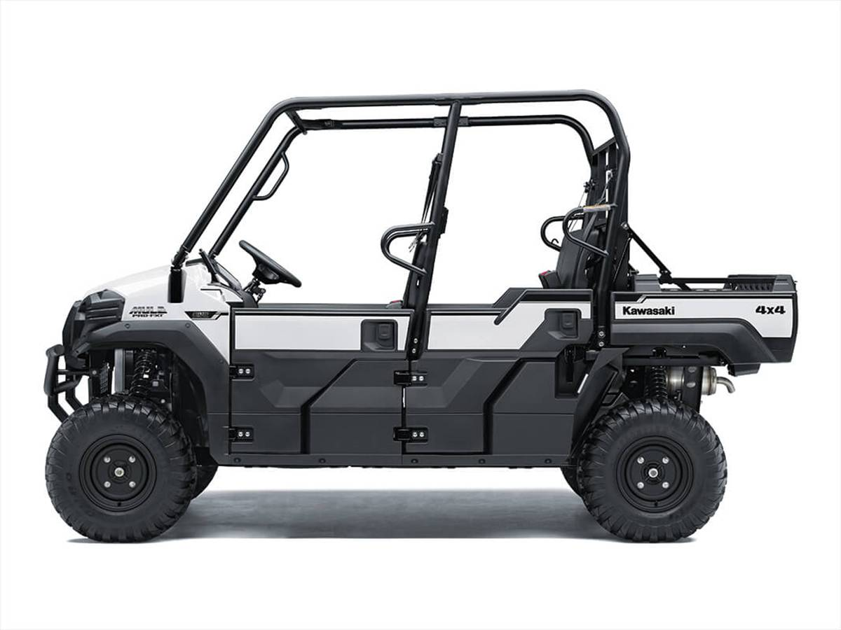 2021 Kawasaki Mule PRO-FXT EPS in Clearwater, Florida - Photo 6