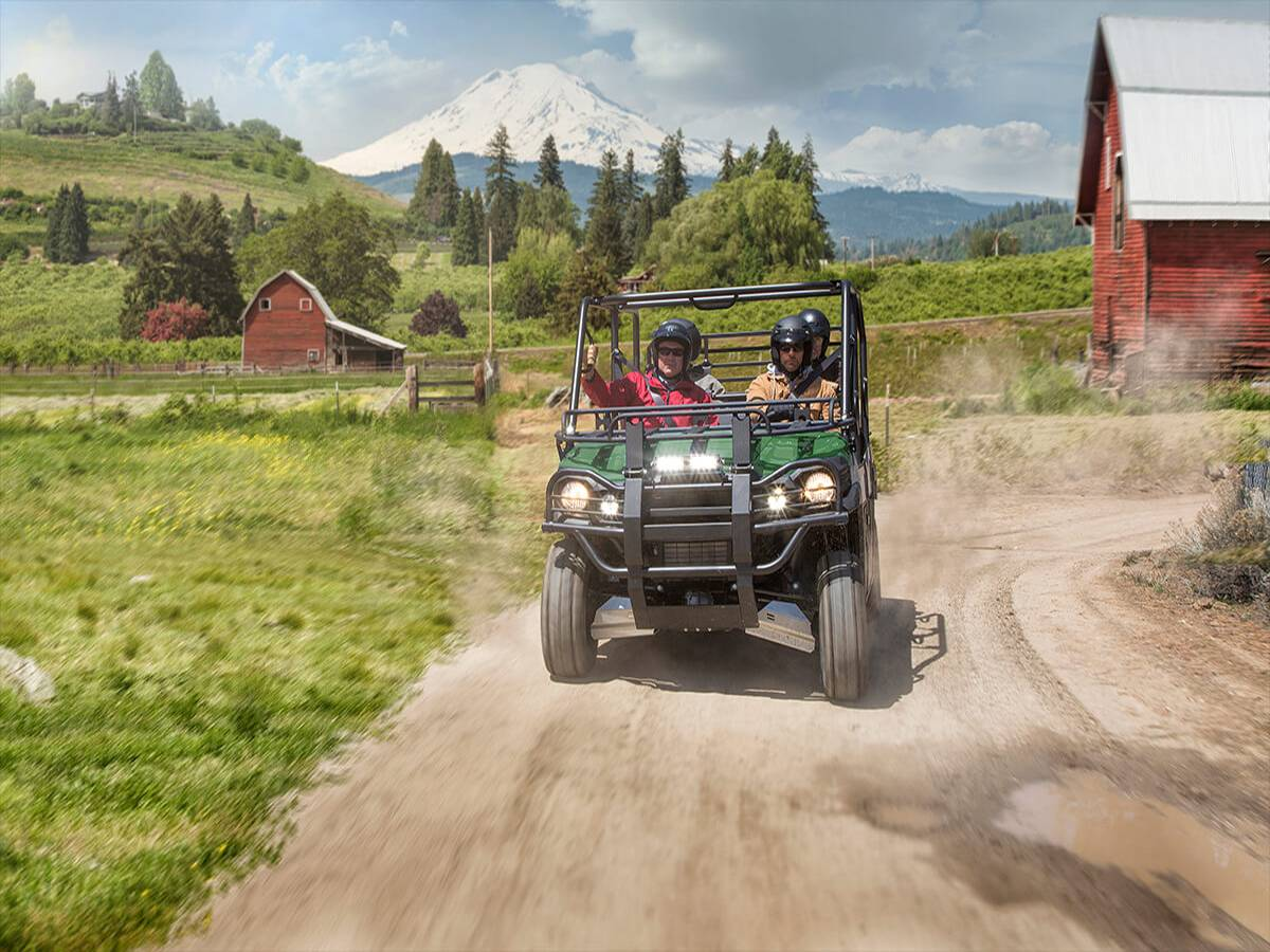 2021 Kawasaki Mule PRO-FXT EPS in Clearwater, Florida - Photo 12