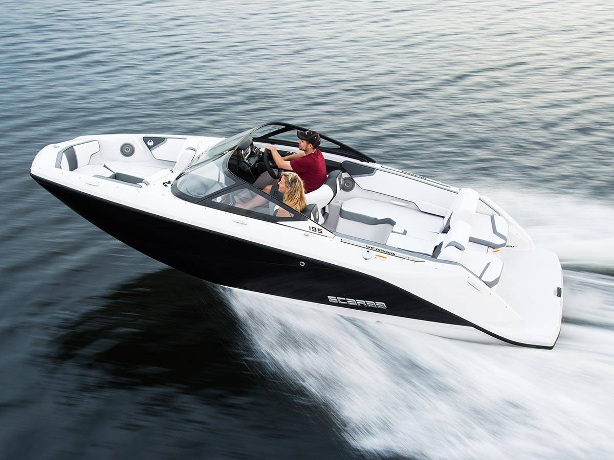 2020 Scarab 195 G in Clearwater, Florida - Photo 4