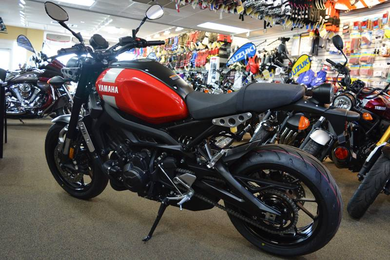 2018 Yamaha XSR900 in Clearwater, Florida