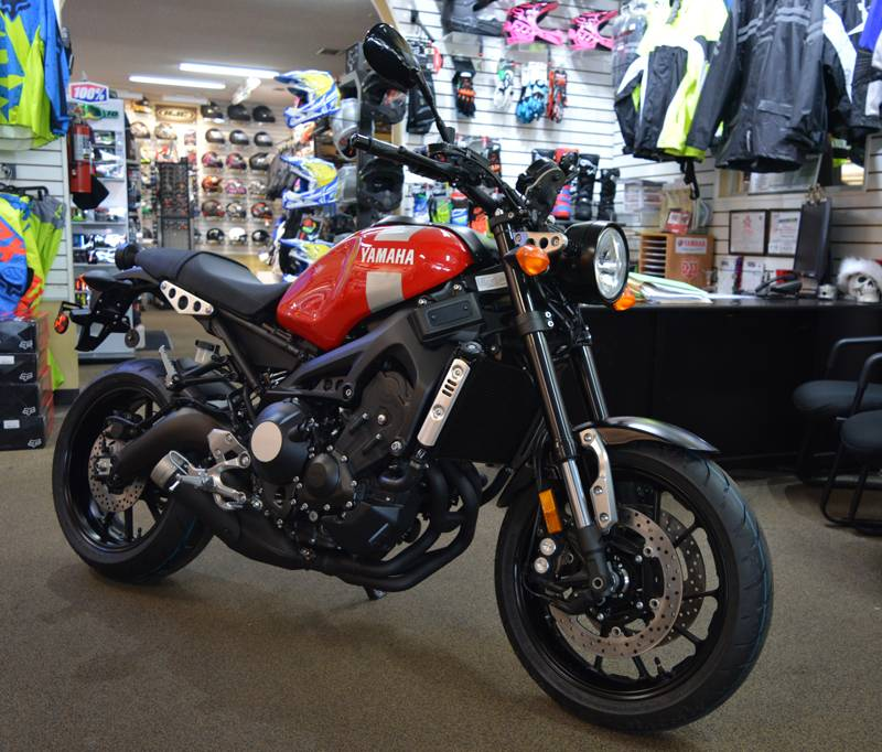2018 Yamaha XSR900 In Clearwater Florida