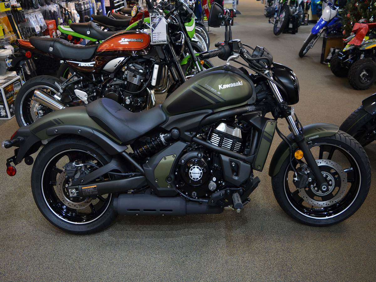 2019 Kawasaki Vulcan S ABS in Clearwater, Florida - Photo 1