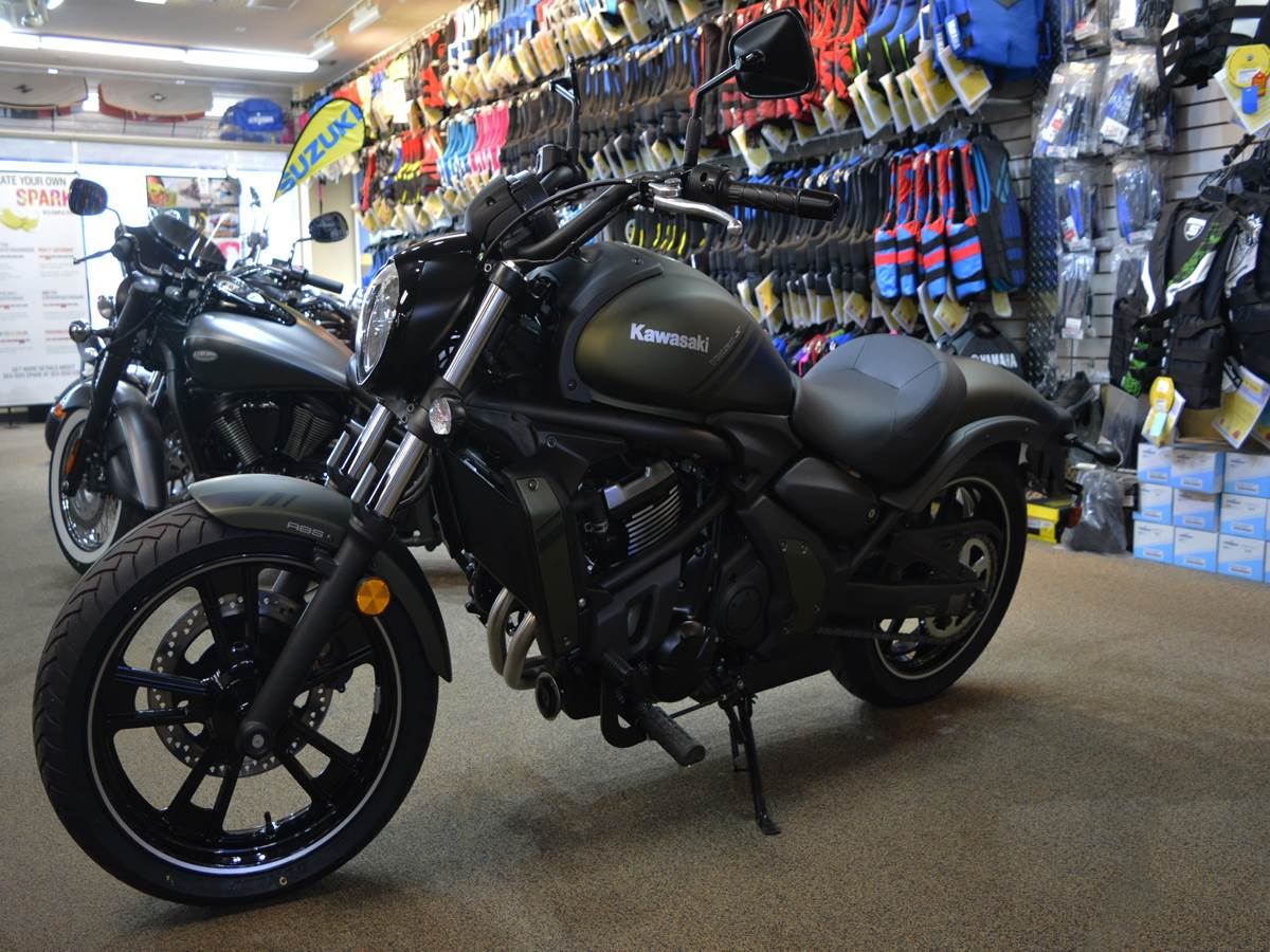 2019 Kawasaki Vulcan S ABS in Clearwater, Florida - Photo 2