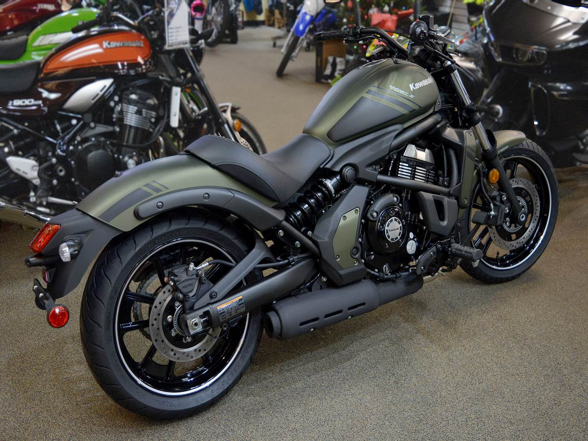 2019 Kawasaki Vulcan S ABS in Clearwater, Florida - Photo 7