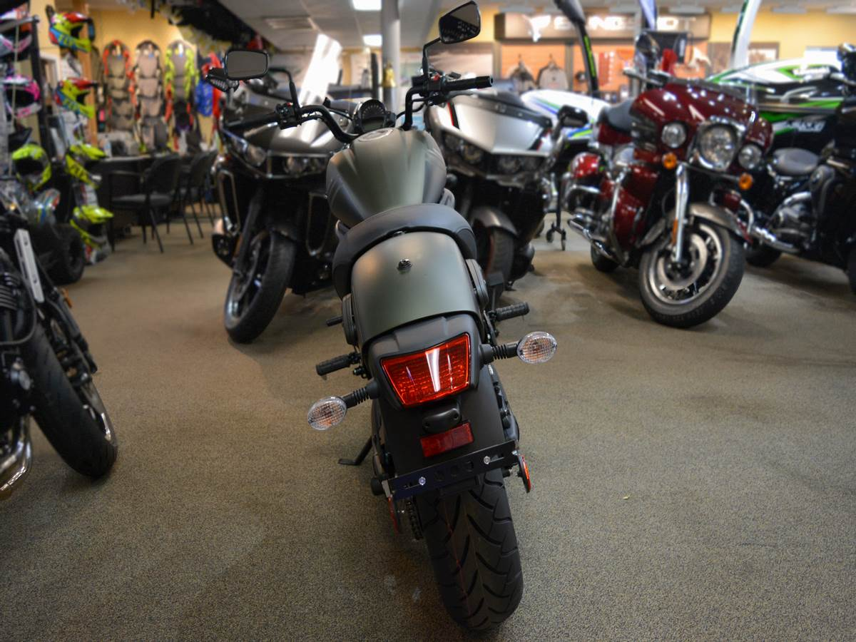 2019 Kawasaki Vulcan S ABS in Clearwater, Florida - Photo 8