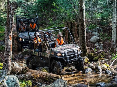 2021 Kawasaki Mule PRO-FXT EPS Camo in Clearwater, Florida - Photo 6