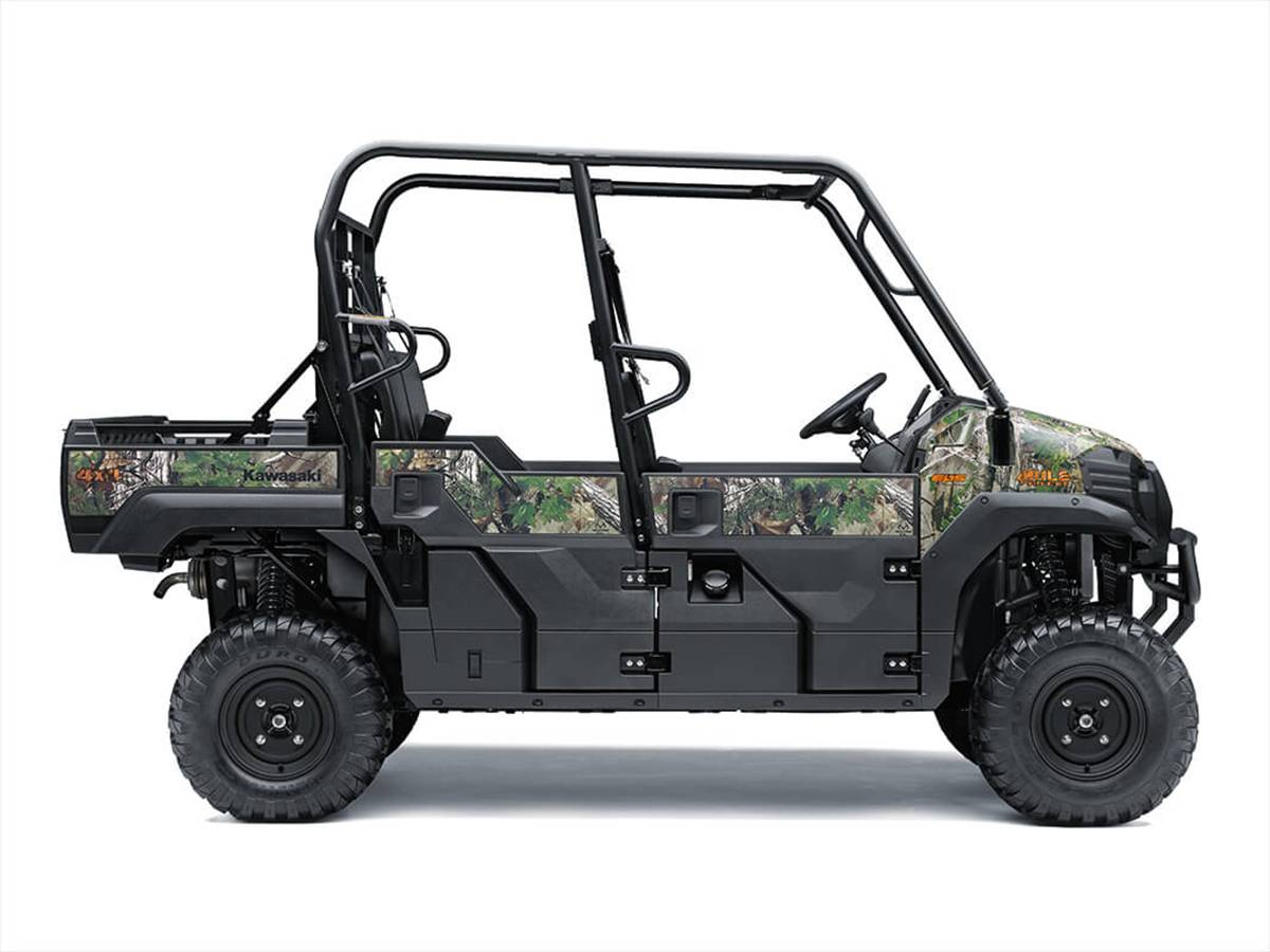 2021 Kawasaki Mule PRO-FXT EPS Camo in Clearwater, Florida - Photo 1