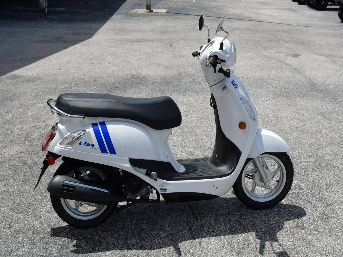 2020 Kymco Like M50 in Clearwater, Florida - Photo 6