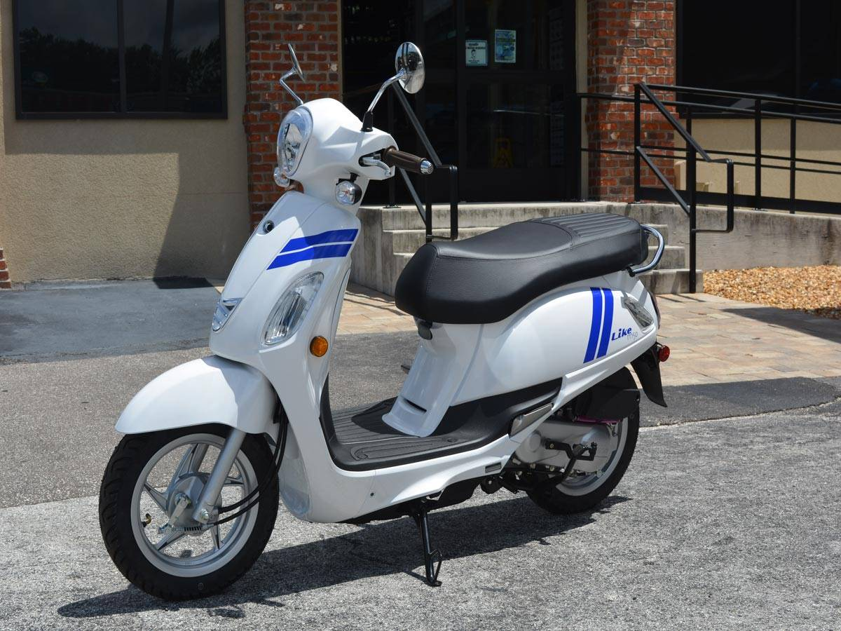 2020 Kymco Like M50 in Clearwater, Florida - Photo 15