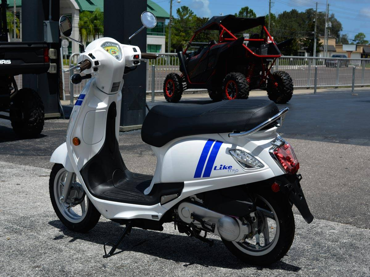2020 Kymco Like M50 in Clearwater, Florida - Photo 7