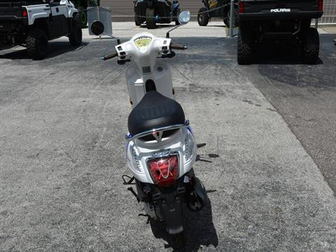 2020 Kymco Like M50 in Clearwater, Florida - Photo 10