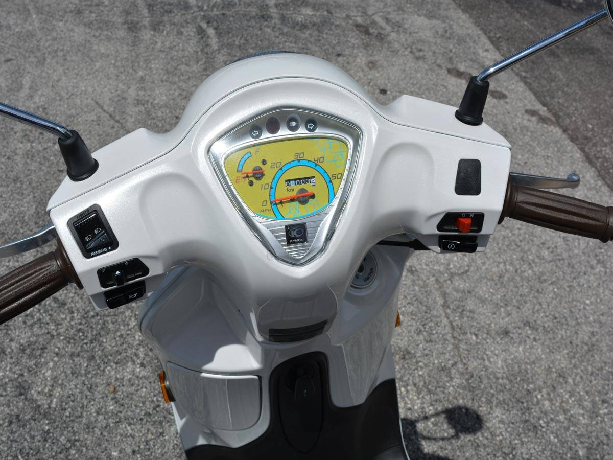 2020 Kymco Like M50 in Clearwater, Florida - Photo 4