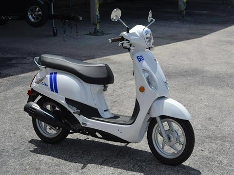 2020 Kymco Like M50 in Clearwater, Florida - Photo 8