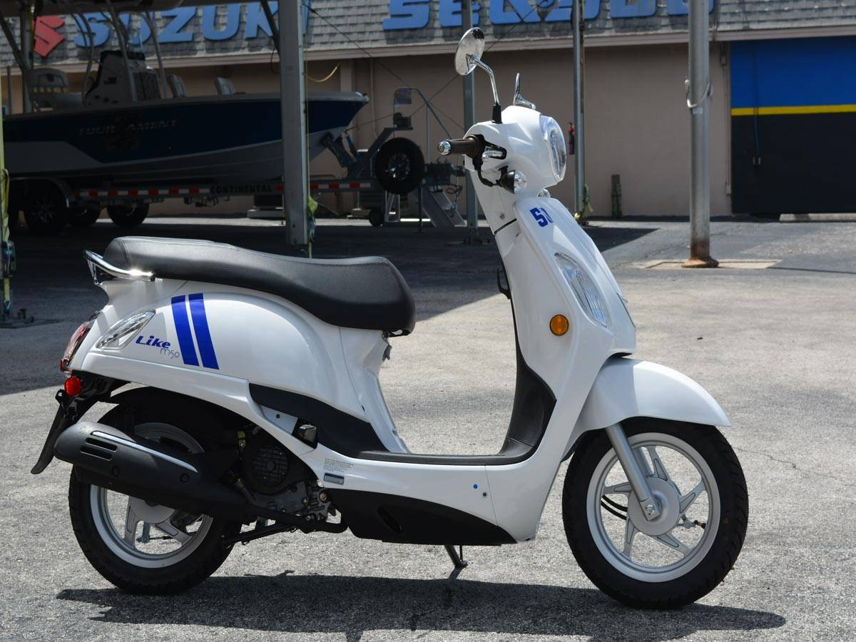 2020 Kymco Like M50 in Clearwater, Florida - Photo 1