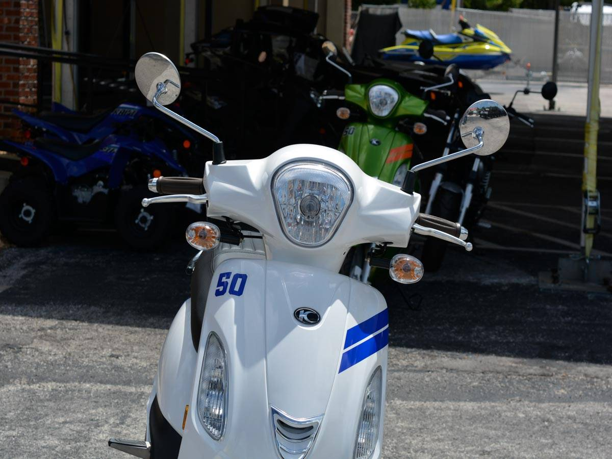 2020 Kymco Like M50 in Clearwater, Florida - Photo 14