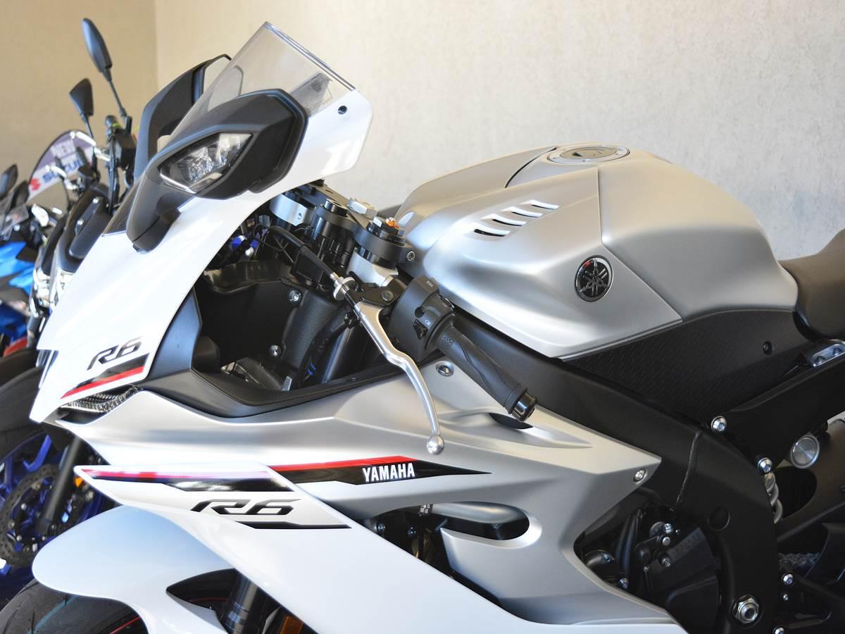 2018 Yamaha YZF-R6 6