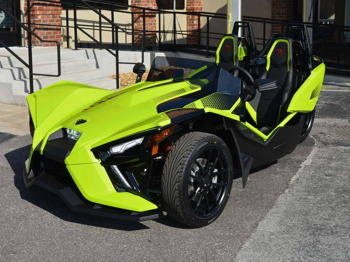 2021 Slingshot R Limited Edition in Clearwater, Florida - Photo 12