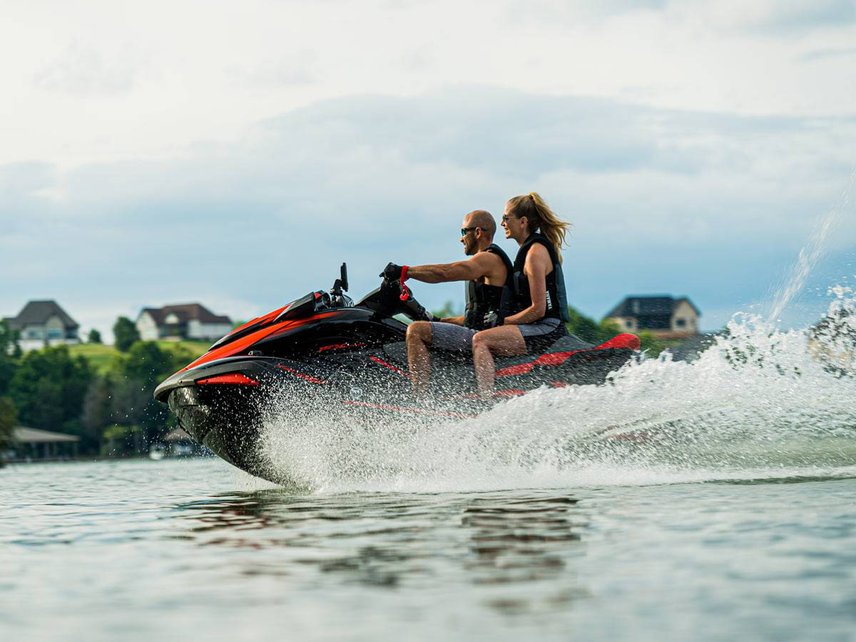 2021 Yamaha FX LIMITED SVHO in Clearwater, Florida - Photo 14