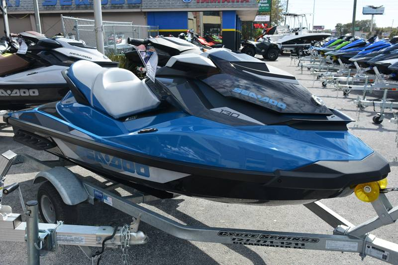 New 2018 Sea-Doo GTI SE 130 Watercraft in Clearwater, FL | Stock ...