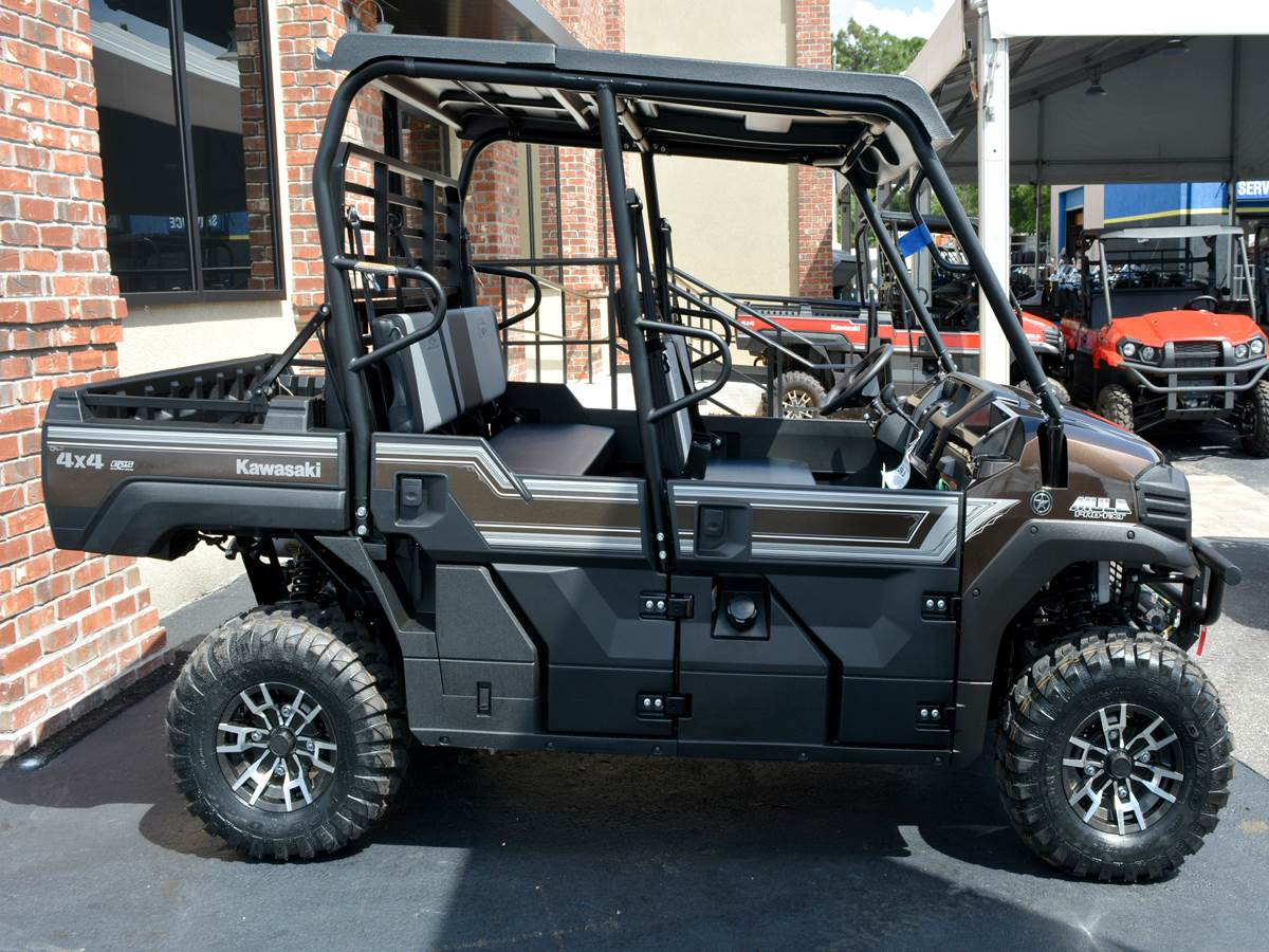 2019 Kawasaki Mule Pro Fxt Ranch Edition In Clearwater Florida