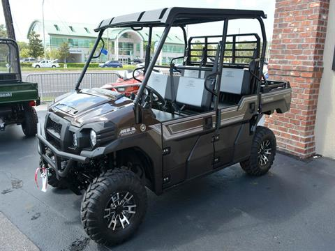 2019 Kawasaki Mule PRO-FXT Ranch Edition in Clearwater, Florida - Photo 4