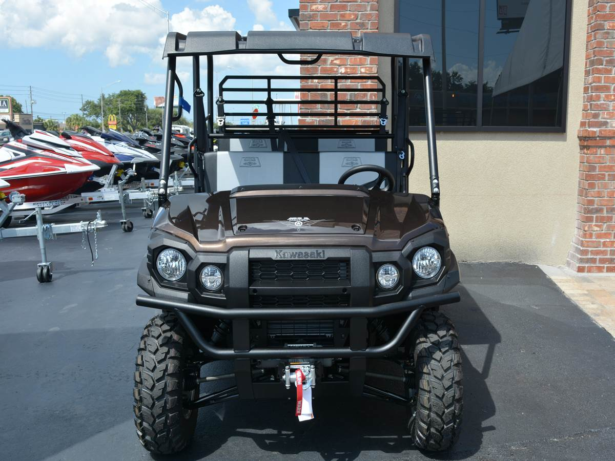 2019 Kawasaki Mule PRO-FXT Ranch Edition in Clearwater, Florida - Photo 5