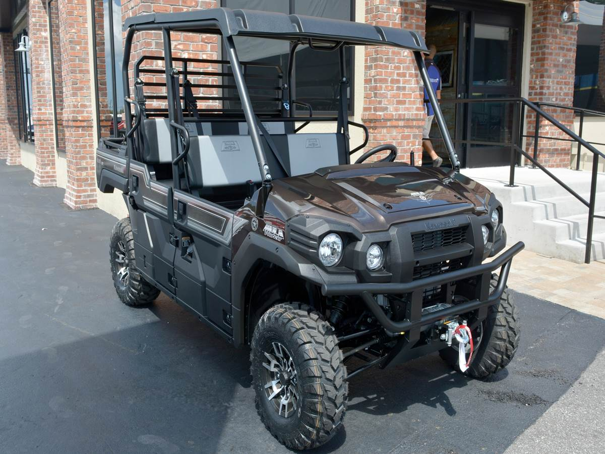 2019 Kawasaki Mule PRO-FXT Ranch Edition in Clearwater, Florida - Photo 6