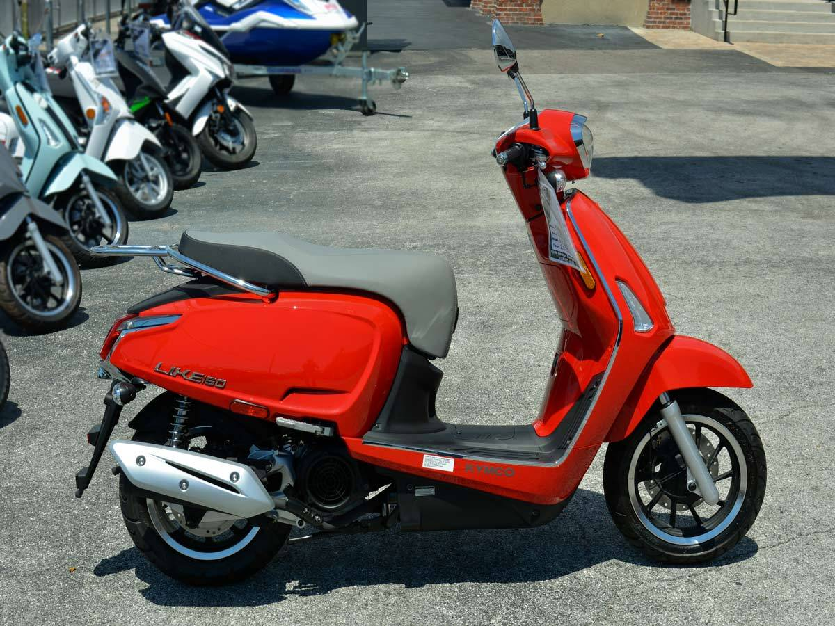 2020 Kymco Like 150i ABS Noodoe in Clearwater, Florida - Photo 1