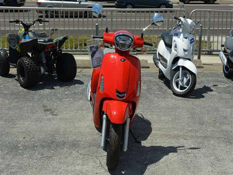 2020 Kymco Like 150i ABS Noodoe in Clearwater, Florida - Photo 7
