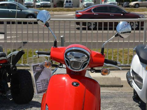 2020 Kymco Like 150i ABS Noodoe in Clearwater, Florida - Photo 5