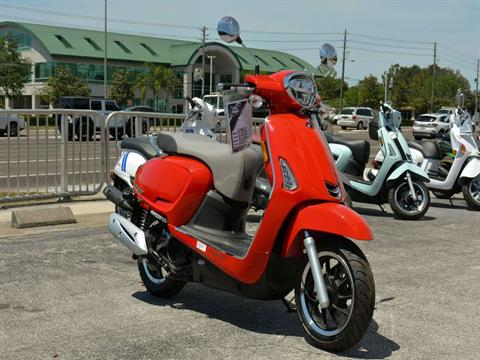 2020 Kymco Like 150i ABS Noodoe in Clearwater, Florida - Photo 6