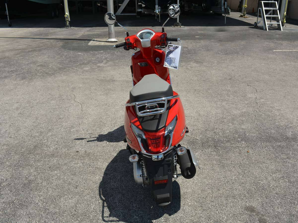 2020 Kymco Like 150i ABS Noodoe in Clearwater, Florida - Photo 10