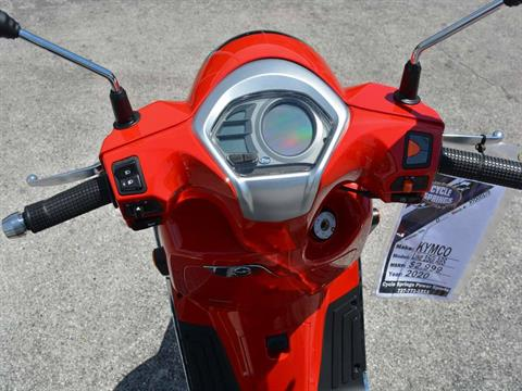 2020 Kymco Like 150i ABS Noodoe in Clearwater, Florida - Photo 12