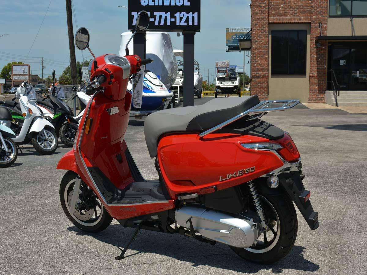 2020 Kymco Like 150i ABS Noodoe in Clearwater, Florida - Photo 14