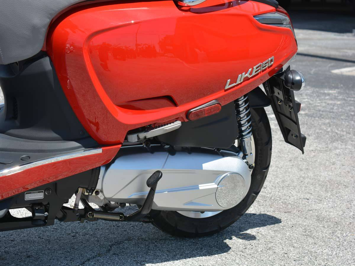 2020 Kymco Like 150i ABS Noodoe in Clearwater, Florida - Photo 16