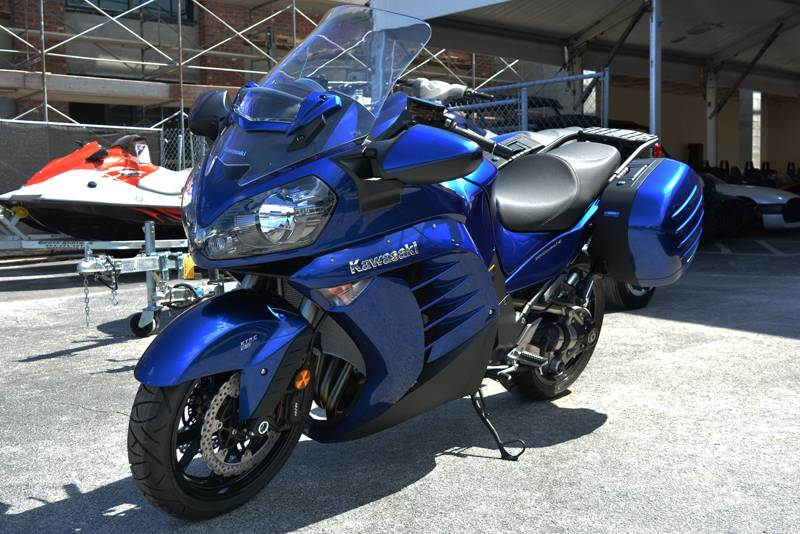 2017 Kawasaki Concours 14 ABS in Clearwater, Florida