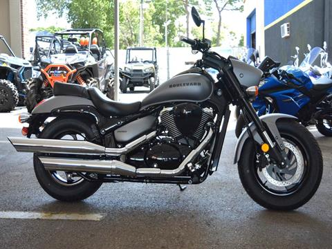 2019 Suzuki Boulevard M50 in Clearwater, Florida - Photo 1
